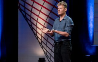 Christian Felber / Brainwash 2020 / (c) Allard Willemse